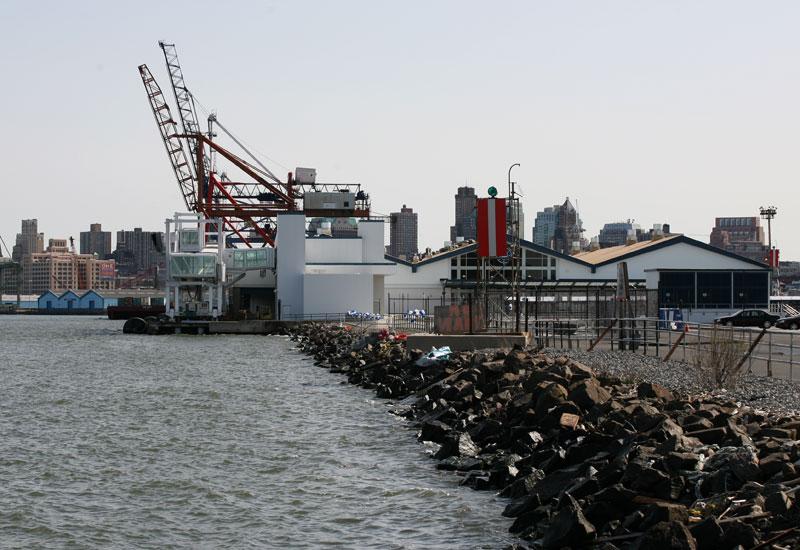 Brooklyn Cruise Terminal in Red Hook, Brooklyn